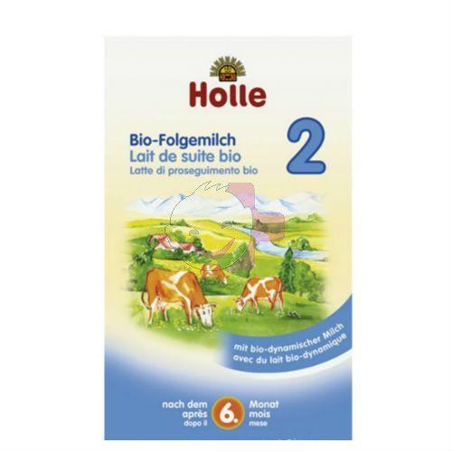 Holle BIO 2 mleko modyfikowane dla niemowląt 600g (mleko dla dzieci)