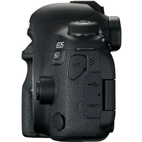 Canon EOS 6D Mark II