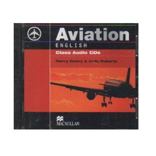 Aviation English Class Audio CD, Andy Roberts