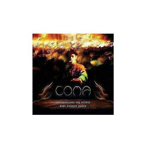 Zaprzepaszczone sily wielkiej armii swietych znakow - Coma (Płyta CD), 88697055982