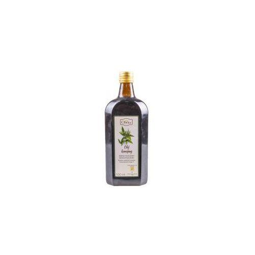 Olej konopny 500 ml, S-431-500