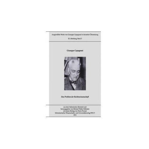 Capograssi-Edition Bd. 5 (9783844812879)