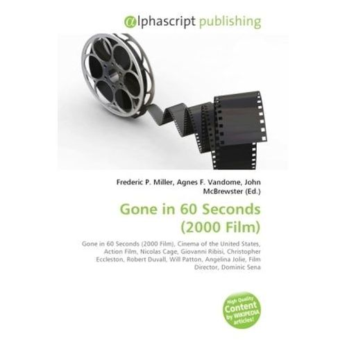 Gone in 60 Seconds (2000 Film) (9786130631734)