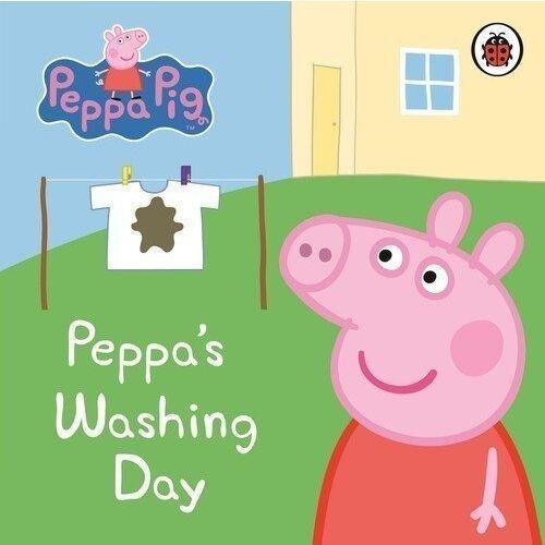 Peppa Pig: Peppa's Washing (16 str.)