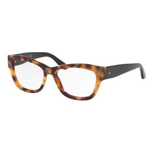 Ralph lauren Okulary korekcyjne rl6156 5615