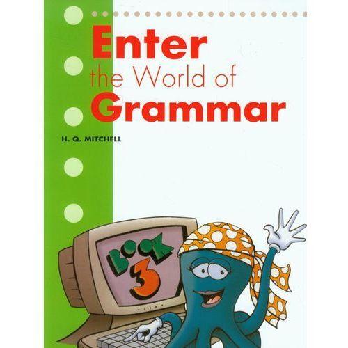 Enter the world of grammar 3 - podręcznik, oprawa miękka