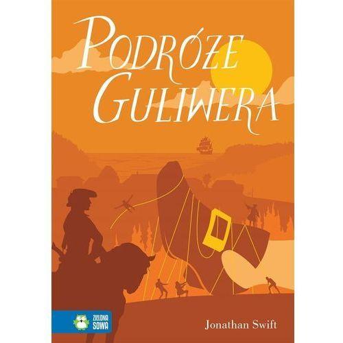 Literatura klasyczna. Podróże Guliwera (9788380736665)