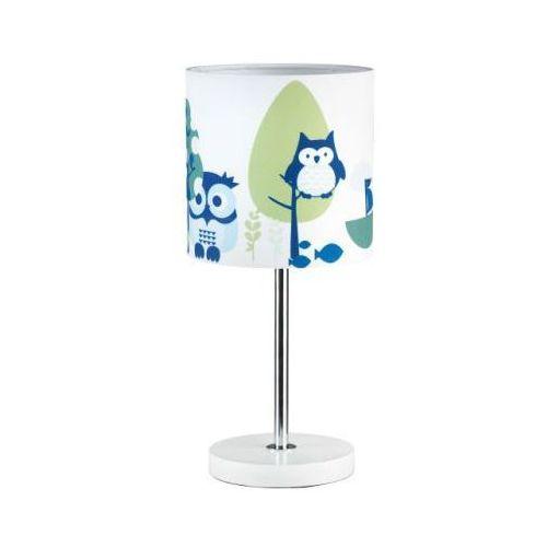 KIDS CONCEPT Lampka na biurko Pumpkin, kolor niebieski - produkt dostępny w pinkorblue.pl