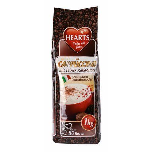 Hearts Cappuccino mit feiner Kakaonote - 1000g