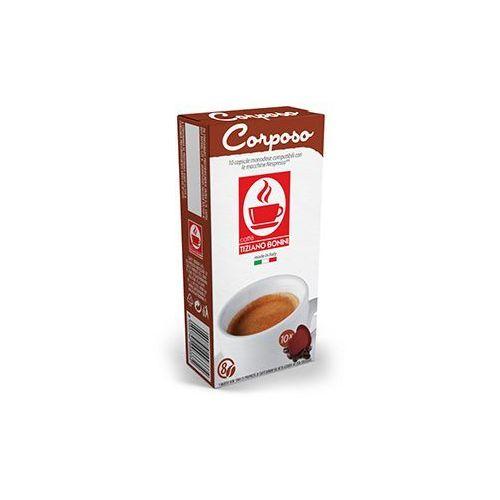 Caffe bonini Kapsułki do nespresso* esencjonalna/corposo 10 kapsułek - do 18% rabatu przy większych zakupach oraz darmowa dostawa