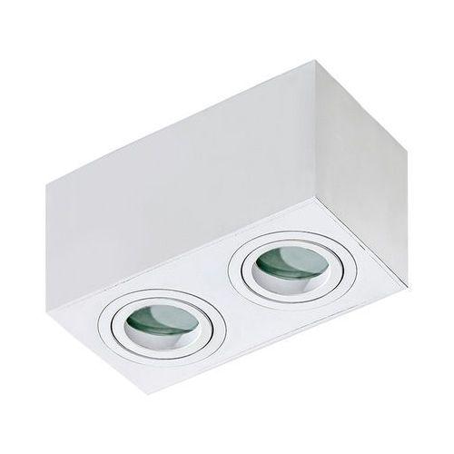 Lampa sufitowa spot BRANT 2 SQ AZ2823 AZzardo+LED - Zapytaj o kupon rabatowy lub LEDY gratis (5901238428237)