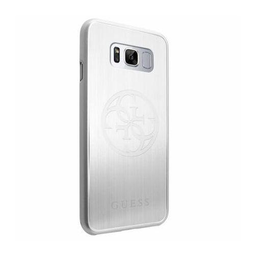 Guess GUHCS8LMERLSI Samsung Galaxy S8+ (srebrny) - produkt w magazynie - szybka wysyłka! (3700740400470)