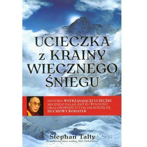 Ucieczka z krainy wiecznego śniegu, pozycja wydana w roku: 2012