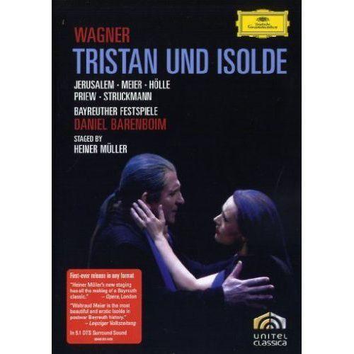 WAGNER:TRISTAN & ISOLDE - Daniel Barenboim (Płyta DVD)