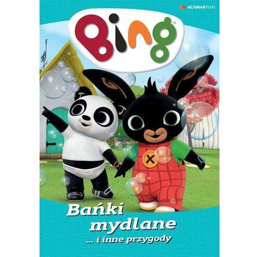 BING, CZĘŚĆ 5: BAŃKI MYDLANE I INNE PRZYGODY (DVD) (Płyta DVD) (7321997611707)
