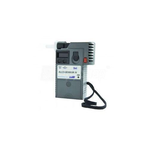 Policyjny alkomat dowodowy Alco-Sensor IV CM z atestem