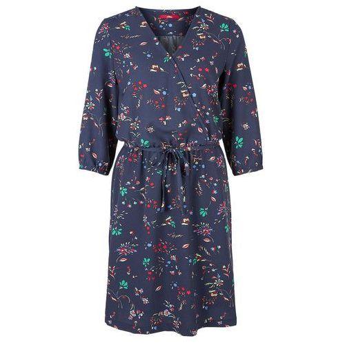 8f0fec30c0 sukienka damska 40 niebieski marki S.oliver 232