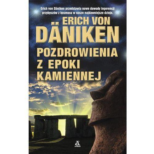 POZDROWIENIA Z EPOKI KAMIENNEJ (256 str.)