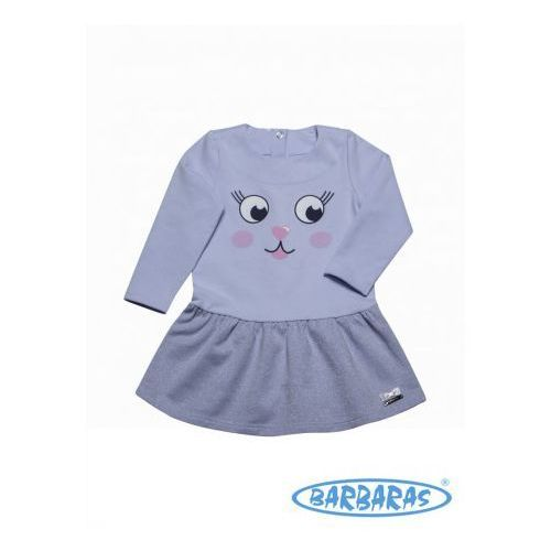 Sukienka dresowa z kategorii Sukienki dla dzieci