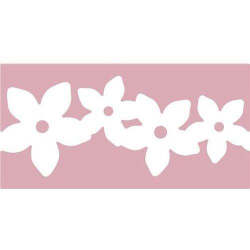 Dalprint Dziurkacz ozdobny brzegowy jcdz-608-006/6,3cm - girlanda kwiatów