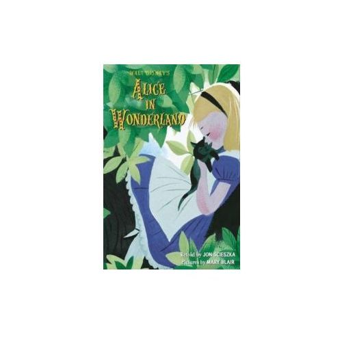 Walt Disney's Alice in Wonderland (9781405287005)