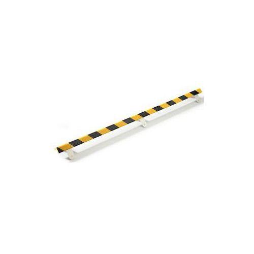 Profil ostrzegawczy i ochronny Knuffi®,typ E, dł. 1000 mm, przekrój: mały półteownik