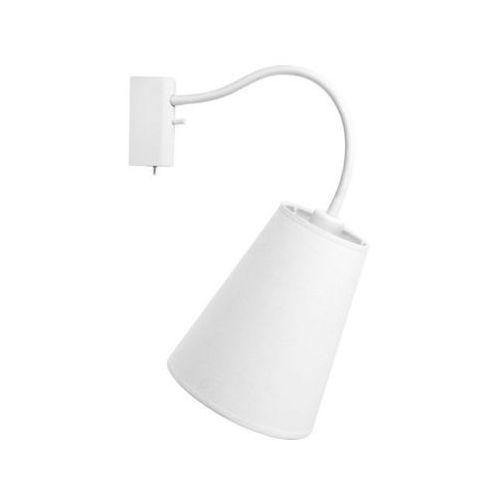 Kinkiet / sufitowa FLEX SHADE WHITE I biała abażur 9764 + rabat za ilość w koszyku!!! (5903139976497)