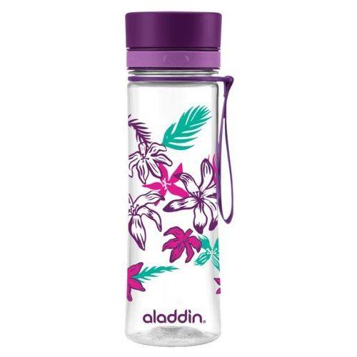 Butelka na wodę aveo 0.6l fioletowa marki Aladdin