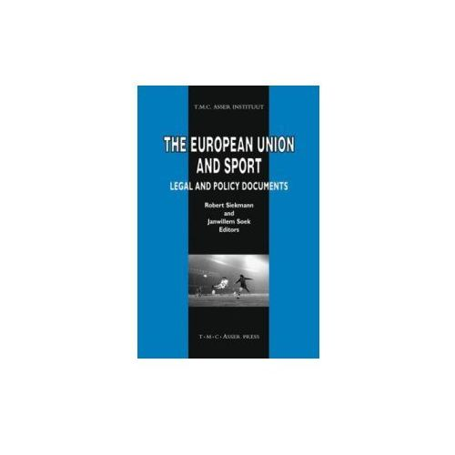 The European Union and Sport (9789067041942)