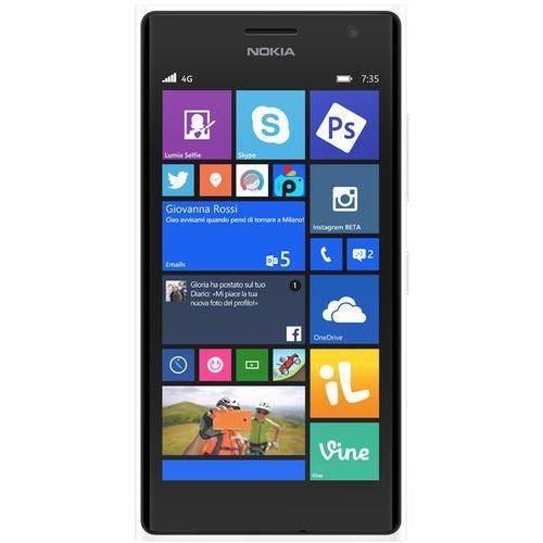 Lumia 735 marki Nokia telefon komórkowy