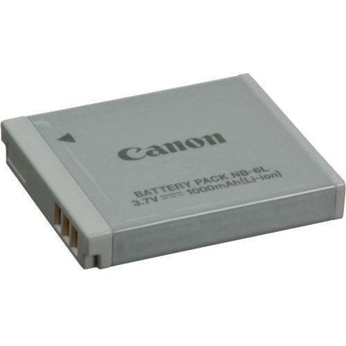 Oryginalna bateria do aparatu cyfrowego CANON PowerShot D10, Hi-Power