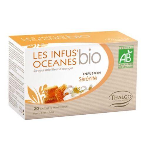 Thalgo SERENITY Odprężająca herbatka ziołowa z algami (VT14006)