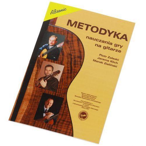 AN Zaleski Piotr, Klich Jarema, Zieliński Marek ″Metodyka nauczania gry na gitarze″ książka