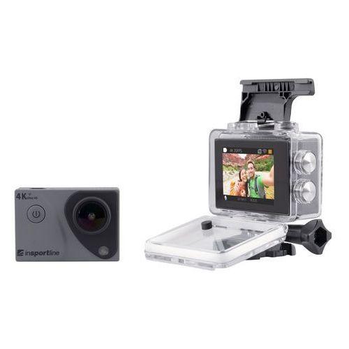 Insportline Zewnętrzna kamera sportowa actioncam iii (8596084052551)