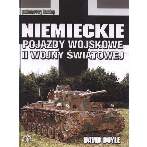 Niemieckie pojazdy wojskowe II wojny światowej (2012)