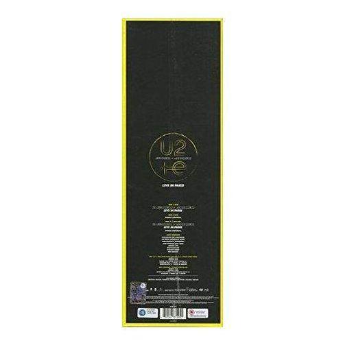 Innocence + Experience Live In Paris (Super Deluxe) Ltd. 2dvd+blu-ray
