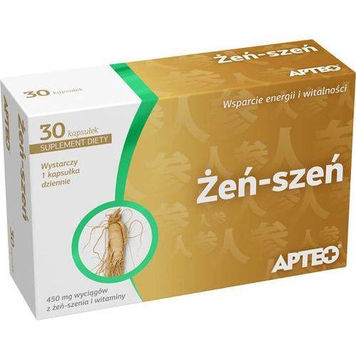 Synoptis pharma Apteo żeń-szeń x 30 kapsułek