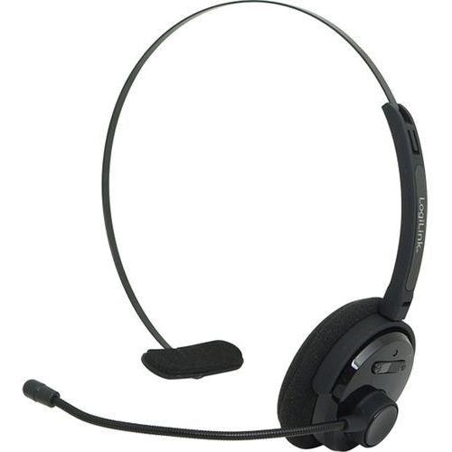 LogiLink BT0027 Zestaw nagłowny Bluetooth (4052792013283)