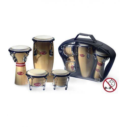 bcd n set - mini zestaw instrumentów perkusyjnych marki Stagg