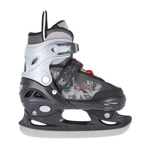 Nils Łyżwy hokejowe extreme nh11603 regulowane