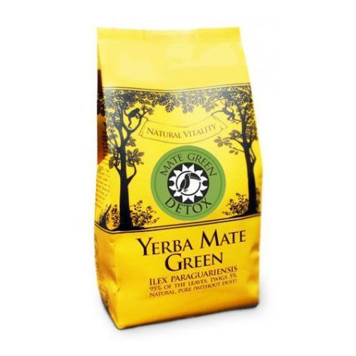 Natural vitality - mate green Yerba mate green detox