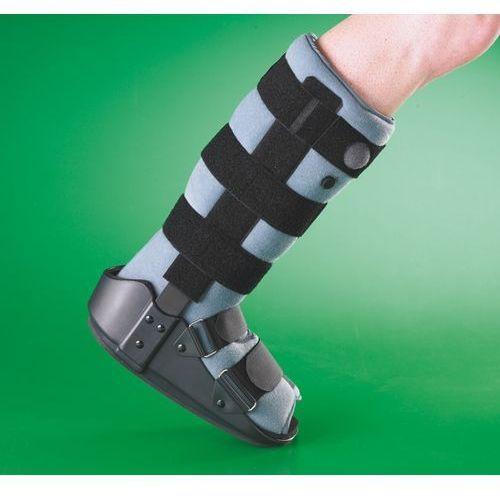 Pneumatyczny stabilizator stawu skokowego i stopy typu