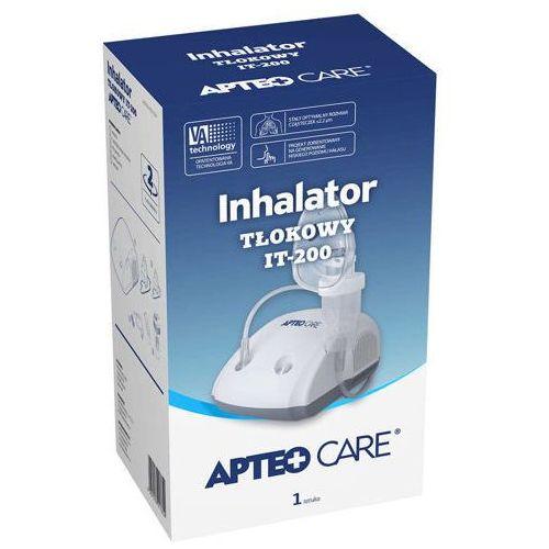 Apteo care inhalator tłokowy it-200 x 1 sztuka marki Synoptis pharma