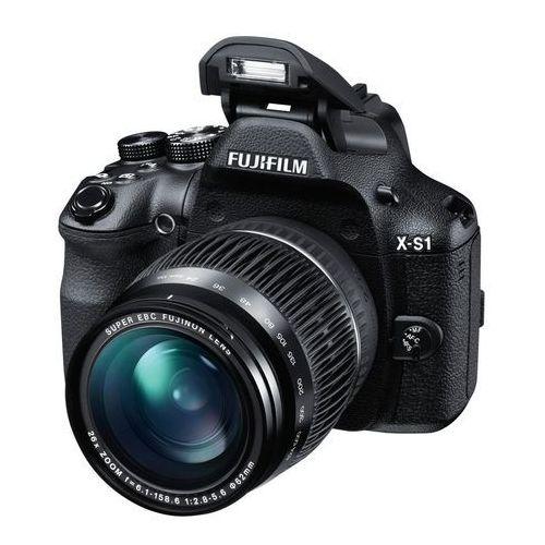 FujiFilm FinePix XS1, matryca 12Mpx