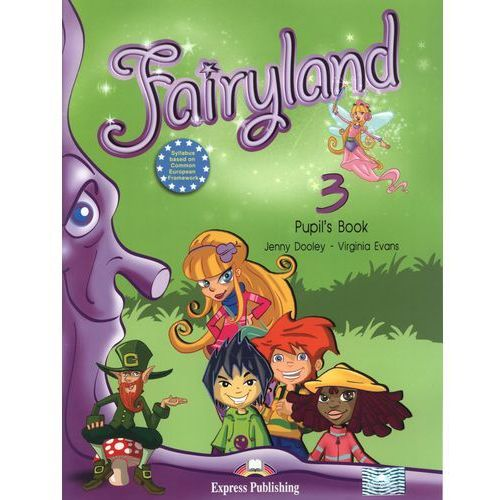 Fairyland 3. Pupils Book (+ CD) (112 str.)