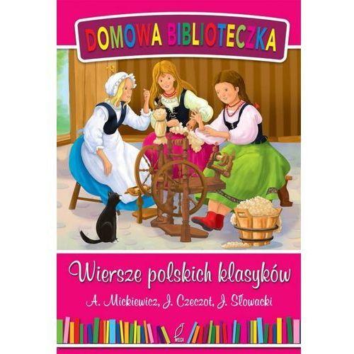 Wiersze polskich klasyków + zakładka do książki GRATIS, oprawa twarda