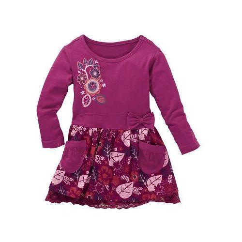Sukienka  fioletowy marki Bonprix