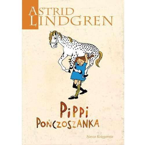Pippi Pończoszanka (152 str.)