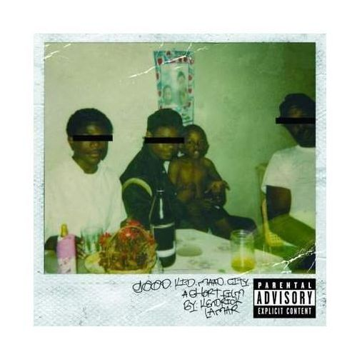 Universal music Good kid - m.a.a.d city - kendrick lamar (płyta cd) (0602537439430)