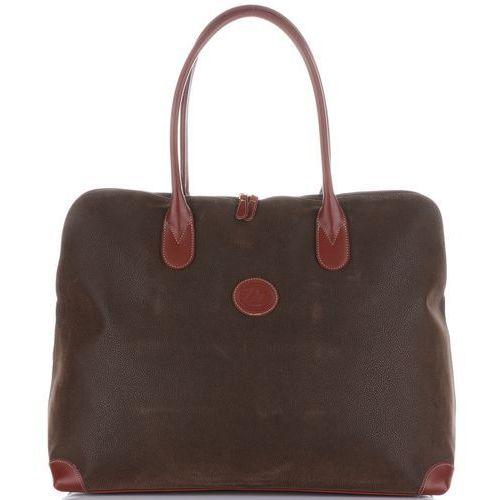 de82c931b2fc1 ... Eleganckie i solidne torby podróżne torebki dasmskie z eko nubuku firmy  brązowe (kolory) marki David jones 119,00 zł David Jones - znakomita torba  ...
